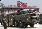 A Missile Launch Truck