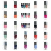 Jamberry has lots of awesome nail polishes!  Mix your favorite nail wraps with a polish!