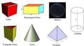 Three Dimensional Figures