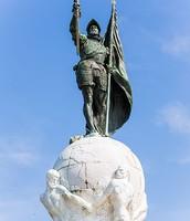 Monuments of Vasco Núñez de Balboa