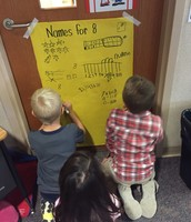 Names for a Number Gallery Walk