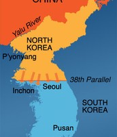 PRC (1949) and Korean War (1950-53)