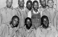 Scottsboro boys in Jefferson County