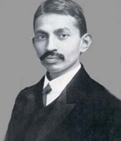 Young Ghandi