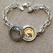 Origami Owl bracelets are now available to purchase!