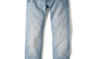 j'achete un jean de bleu
