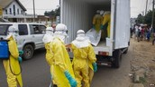 The Ebola-disease outbreak