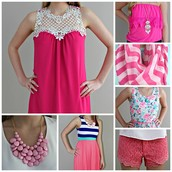 Amazing Clothing and Matching Accessories