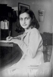 Anne Frank was the only one to leave an account of how horrible it was being in hiding