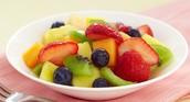 Fruta ensalada ( doscientos veinte 220)