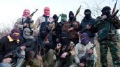 U.S training Syria Rebels