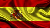 La bandera de Espana