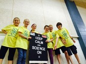 Keep Calm & Science On