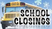 School Closing Info--When School is Closed ...