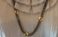 Hematite Link Chain