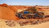 Zircon Mining