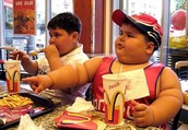 Millions of Americans and immigrants suffer from fast-food lifestyle