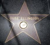 Duke Ellington's Star