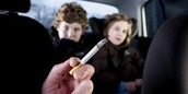 Stop smoking in front of your kids