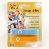 Keep Your Baby's Toy Secured