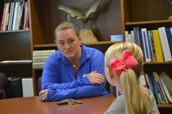 McKenzi's Interview of Mrs.Lazano (PTA)