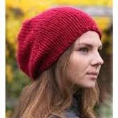 Gorro lana simple