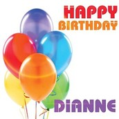 Happy Birthday to Dianne Hasty ~ December 30th. Hope you had a great birthday!