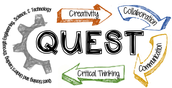 QUEST - Hour of Code . . .