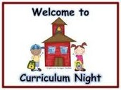 Curriculum Nights are Coming