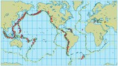 Earthquake and Volcano Mapping