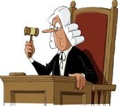 J for Judicial