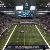 AT&T Stadium:
