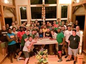 INTERCOLLEGIATE WEEKEND RETREAT!! RETREAT IN THE FRANCISCAN TRADITION AT MT. IRENAEUS!