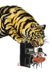 Half Tiger-Mom