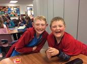 5th Grade Buddies