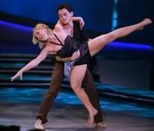 In a dance