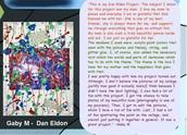 Explanation of Gaby's Process for Dan Eldon