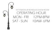 HaPpy HaPpy go LuCky Operating Hours