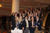 Station Camp High School, DECA International Career & Development Conference