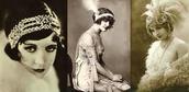 """1920s"" Woman"
