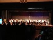 Congrats, 7th grade Band!