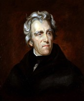 Here is another picture of President Jackson!