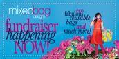 Mixed bag fundraiser