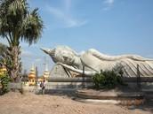 Downtown Vientiane