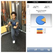 Tone Sizzle Fitness App: Progress Tracking