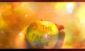 This is the apple that Aprodite that she receives
