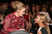 Meeting Beyoncé