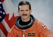 Famous Astronaut Chris Hadfield