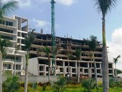 La construcción de Bolongo sigue viento en popa