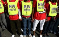 Kids HIV positive